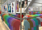 Shopping in second life
