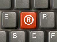 Image: registered key