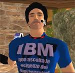 image: virtual IBM striker