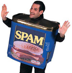 Image: Do the makers of the food Spam hate it being used for emai? Take a look.