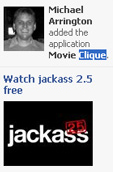 No, he doesn't endorse Jackass 2.0…..reallly.