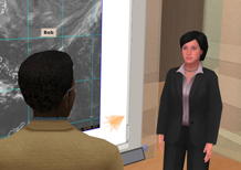 Business and law in virtual worlds