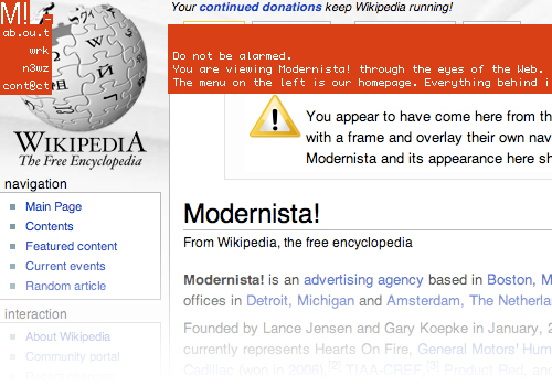 modernists_wiki