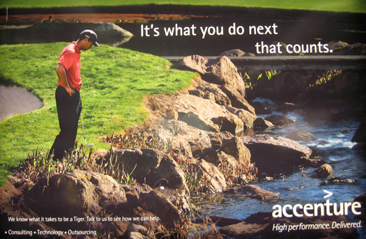 Tiger Woods And Accenture Consulting When Censure Is Your