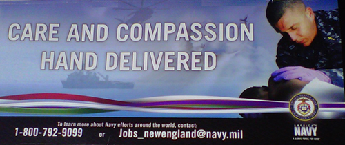 Navy: Care and Compassion Hand Delivered?