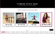 Take the quiz to shop